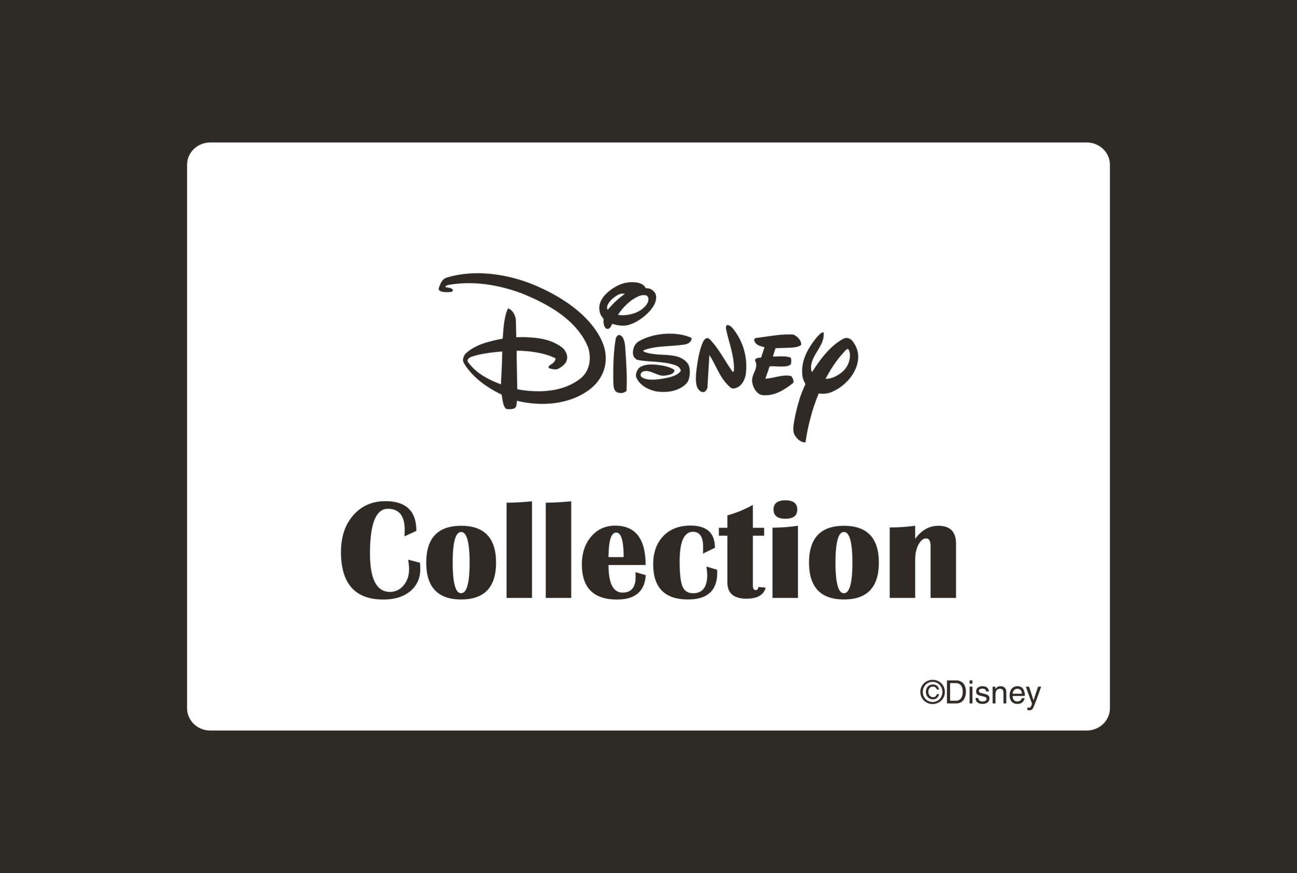 """""""Disney Collection""""がCANから発売!"""